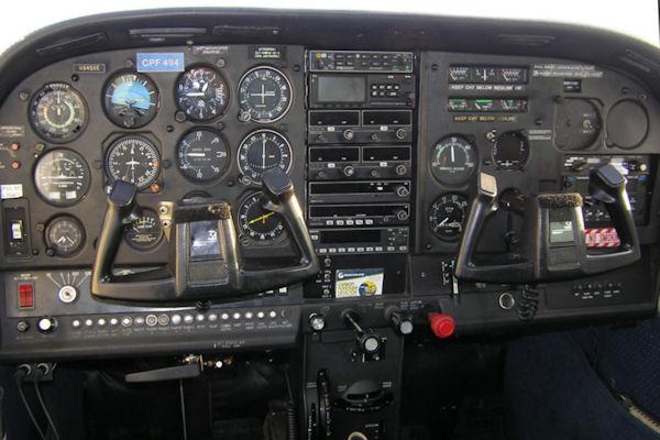 Civil Air Patrol - Squadron 87 - Panel